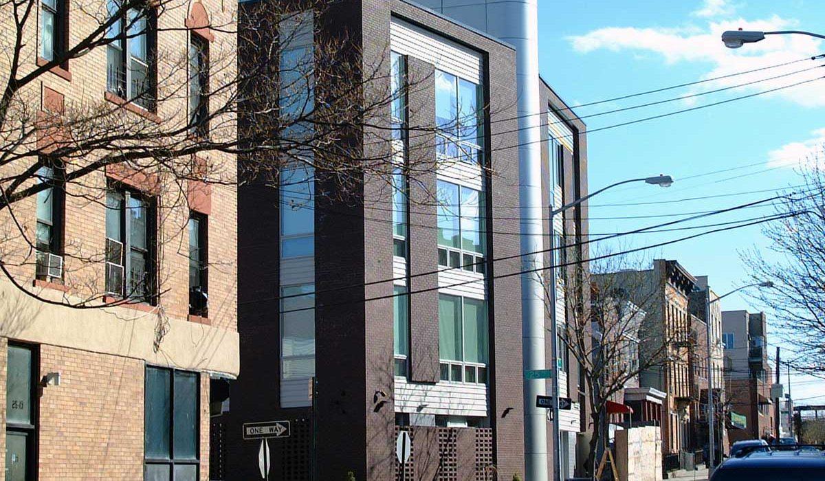 Multi family residential building astoria ndkazalas for Multi family architecture